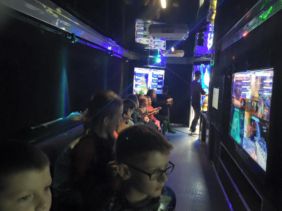 Gulf Coast Truck >> Video Game Truck Birthday Party Houston and Surrounding Areas